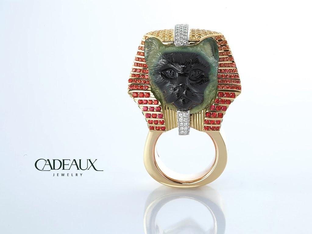 Ring GREAT SPHYNX, Paladin
