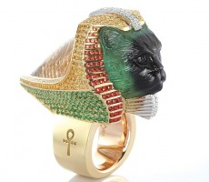 Ring GREAT SPHYNX