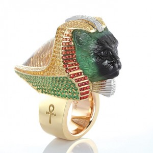 Ring GREAT SPHYNX, Paladin