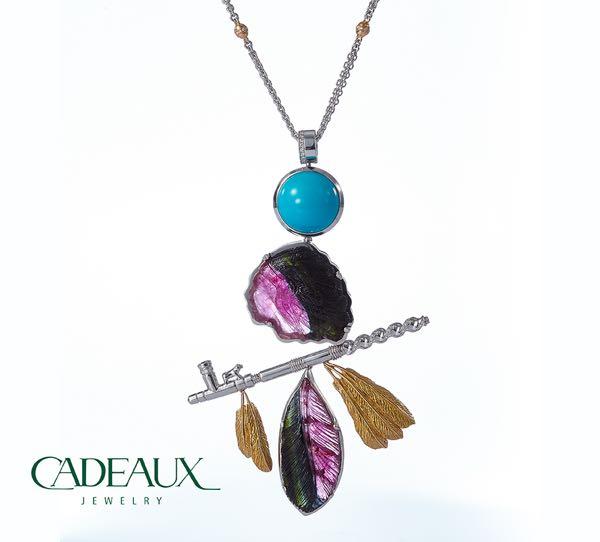Cadeaux Jewelry Peace Pipe Spirit 2016 w Logo web
