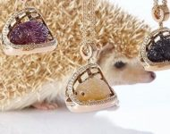 Pendant Hedgehog