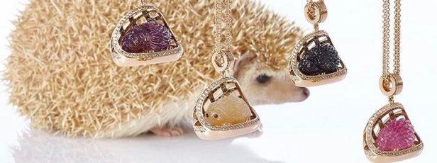Pendant Hedgehog