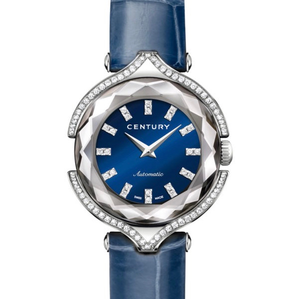 CENTURY | Affinity Blue Dial