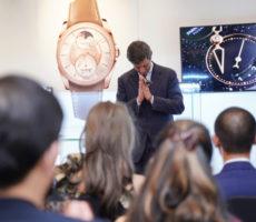 Big news for Thai watch fans: Parmigiani at Cadeaux